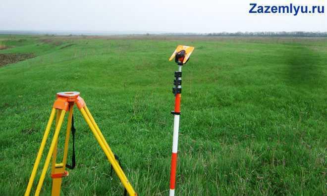 Измерительные приборы, зеленое поле