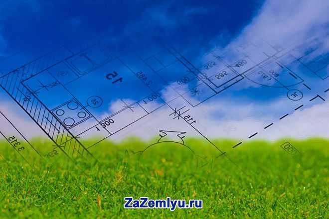 Небо, трава, чертежи
