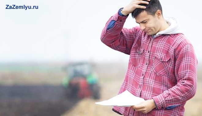 Мужчина в клетчатой рубашке читает документы