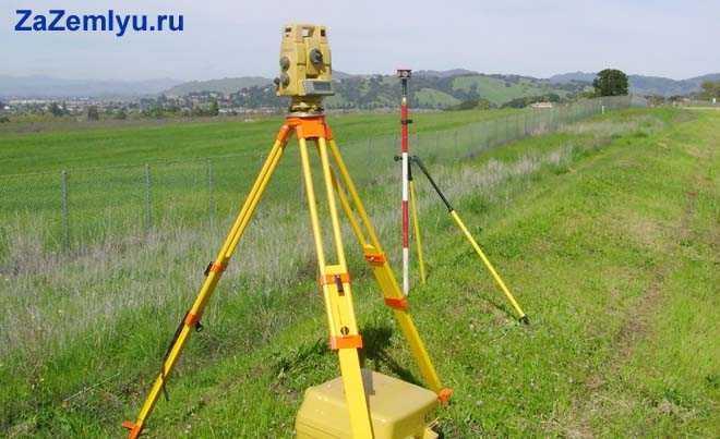 Измерительные приборы в поле