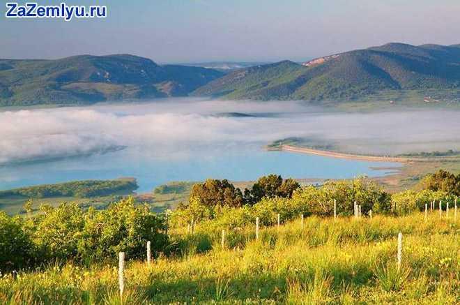 Природа, река, поле