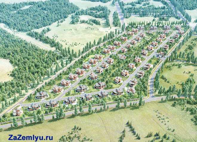 План сельского поселения