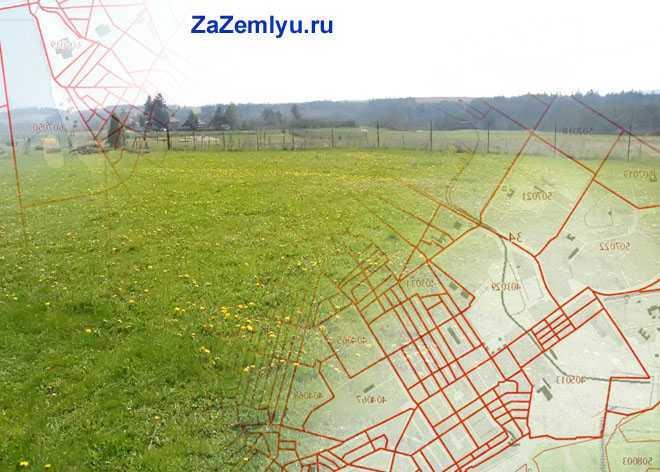 Деление земельного участка