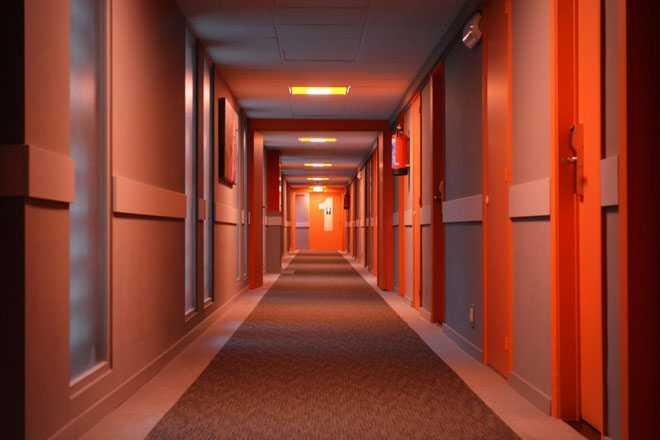 Общий коридор в доме