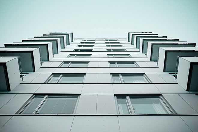 Балкончики в доме